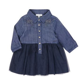 Textil Rapariga Vestidos curtos Ikks XR30150 Azul