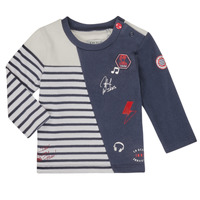 Textil Rapaz T-shirt mangas compridas Ikks XR10041 Branco