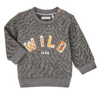 Textil Rapaz Sweats Ikks XR15001 Cinza