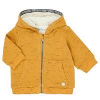 Textil Rapaz Casacos de malha Ikks XR17031 Amarelo