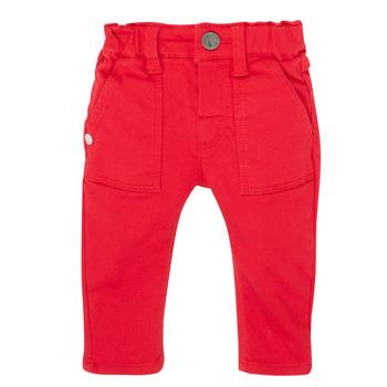 Textil Rapaz Calças de ganga slim Ikks XR29061 Vermelho