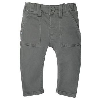 Textil Rapaz Calças de ganga slim Ikks XR29061 Verde