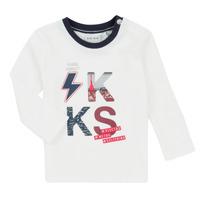 Textil Rapaz Conjunto Ikks XR36001 Branco