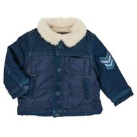 Textil Rapaz Jaquetas Ikks XR40031 Azul