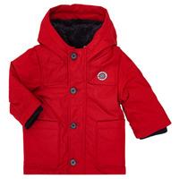 Textil Rapaz Parkas Ikks XR42001 Vermelho