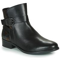 Sapatos Mulher Botas baixas Caprice 25331-045 Preto