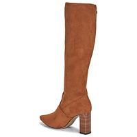 Sapatos Mulher Botas Caprice 25501-364 Conhaque