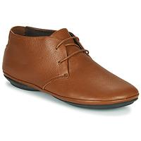 Sapatos Mulher Sapatos Camper RIGHT NINA Camel