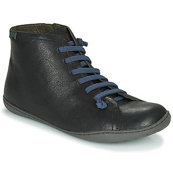 Sapatos Homem Botas baixas Camper PEU CAMI Preto