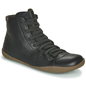 Sapatos Mulher Botas baixas Camper PEU CAMI Preto