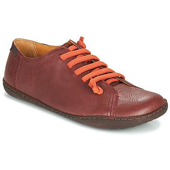 Sapatos Mulher Sapatos Camper PEU CAMI Bordô