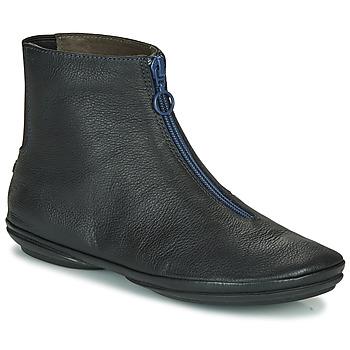 Sapatos Mulher Botas baixas Camper RIGHT NINA Preto