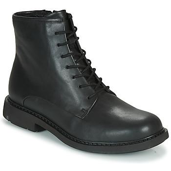 Sapatos Mulher Botas baixas Camper MILX Preto