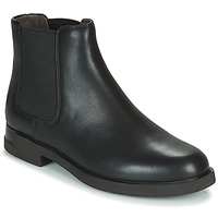 Sapatos Mulher Botas baixas Camper IMN0 Preto