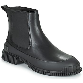 Sapatos Mulher Botas baixas Camper PIX1 Preto