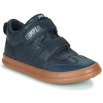 Sapatos Criança Sapatilhas Camper POURSUIT Marinho