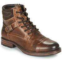 Sapatos Homem Botas baixas Dockers by Gerli 43DY008 Castanho