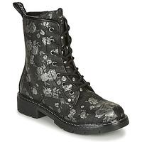 Sapatos Mulher Botas baixas Dockers by Gerli 45PN201 Preto