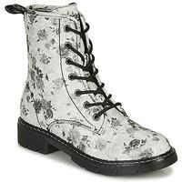 Sapatos Mulher Botas baixas Dockers by Gerli 45PN201 Branco
