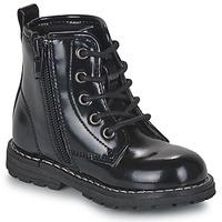 Sapatos Criança Botas baixas Chicco COLLES Preto