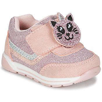 Sapatos Rapariga Sapatilhas Chicco GAMMA Rosa