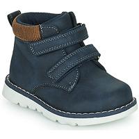 Sapatos Rapaz Sapatilhas de cano-alto Chicco FLOK Azul