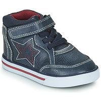 Sapatos Rapaz Sapatilhas de cano-alto Chicco FLORINDO Azul