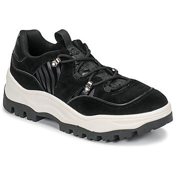 Sapatos Mulher Sapatilhas Chattawak TULSA Preto