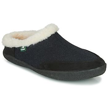 Sapatos Homem Chinelos KAMIK CABIN Preto