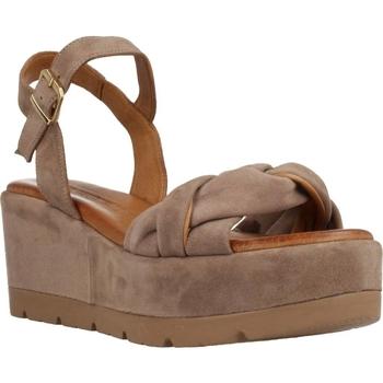 Sapatos Mulher Sandálias Café Noir HF532 Marron
