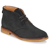 Sapatos Homem Botas baixas Clarks CLARKDALE DBT Preto