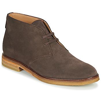 Sapatos Homem Botas baixas Clarks CLARKDALE DBT Castanho