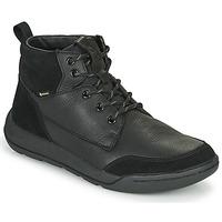 Sapatos Homem Botas baixas Clarks ASHCOMBEHIGTX Preto