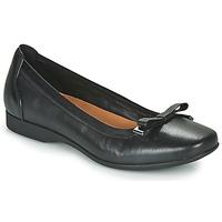 Sapatos Mulher Sabrinas Clarks UN DARCEY BOW Preto