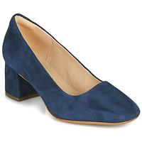Sapatos Mulher Escarpim Clarks SHEER ROSE 2 Marinho