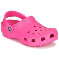 Sapatos Criança Tamancos Crocs CLASSIC KIDS Rosa
