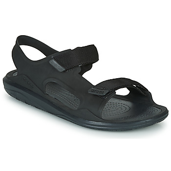 Sapatos Homem Sandálias Crocs SWIFTWATER EXPEDITION SANDAL M Preto