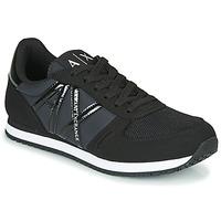 Sapatos Mulher Sapatilhas Armani Exchange XCC62-XDX031 Preto