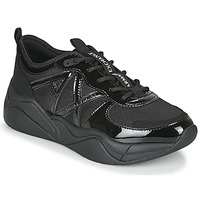 Sapatos Mulher Sapatilhas Armani Exchange BALDA Preto