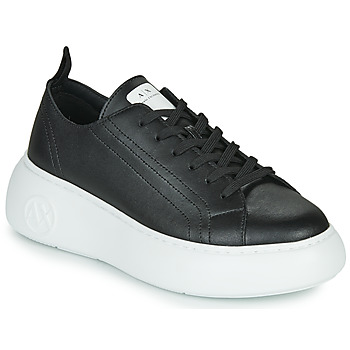 Sapatos Mulher Sapatilhas Armani Exchange XCC64-XDX043 Preto