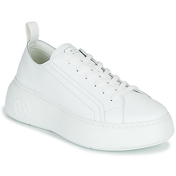 Sapatos Mulher Sapatilhas Armani Exchange PROMNA Branco