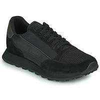 Sapatos Homem Sapatilhas Armani Exchange  Preto