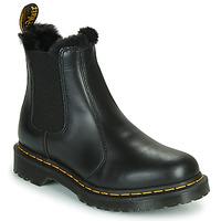 Sapatos Mulher Botas baixas Dr Martens 2976 LEONORE Preto