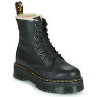 Sapatos Mulher Botas baixas Dr Martens JADON FL Preto