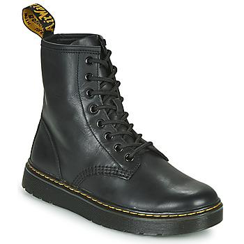 Sapatos Botas baixas Dr Martens 1460 TALIB Preto