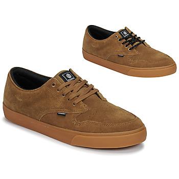 Sapatos Homem Sapatilhas Element TOPAZ C3 Bege