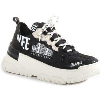 Sapatos Mulher Sapatilhas Emanuélle Vee 401P-500-14-P011D Black