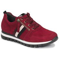 Sapatos Mulher Sapatilhas Gabor 5643538 Vermelho