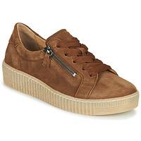 Sapatos Mulher Sapatilhas Gabor 5333412 Camel