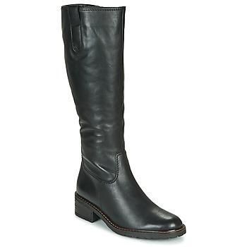 Sapatos Mulher Botas Gabor 5609757 Preto
